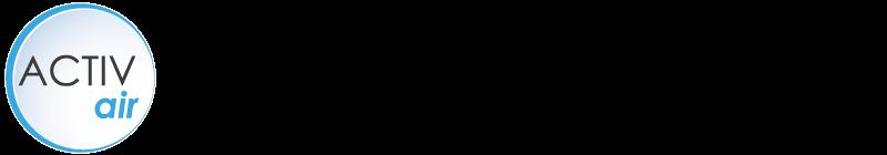 Activ'Air Logo Banner