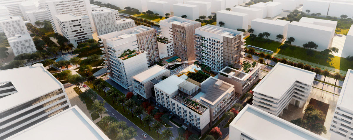 Global Gateway Residential Development