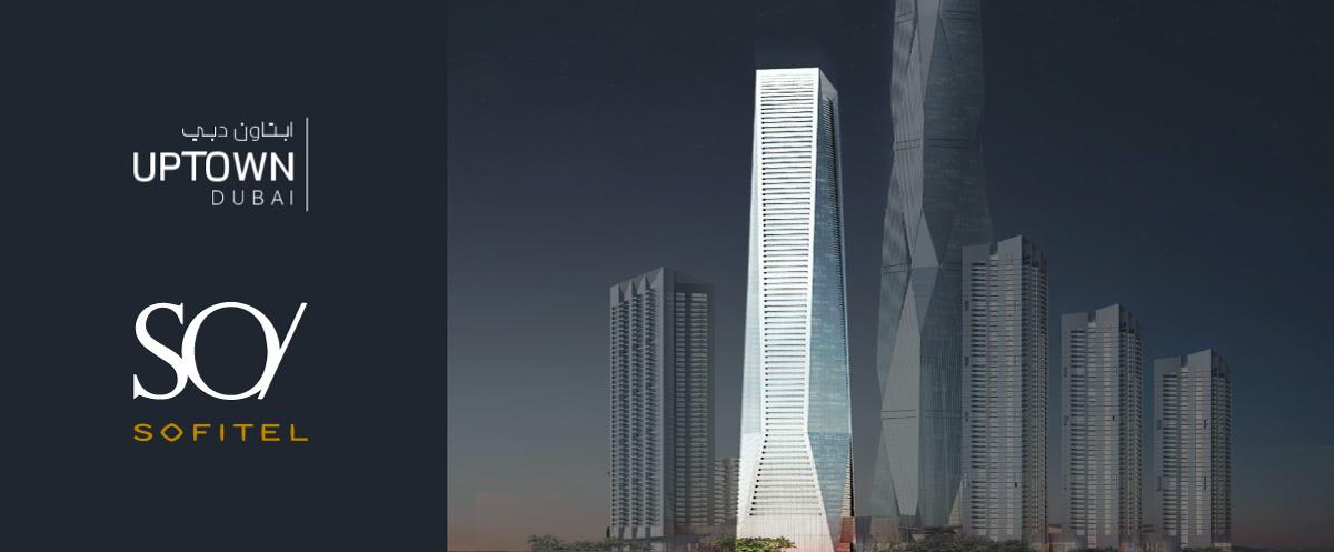 SO/ Uptown Dubai by Sofitel