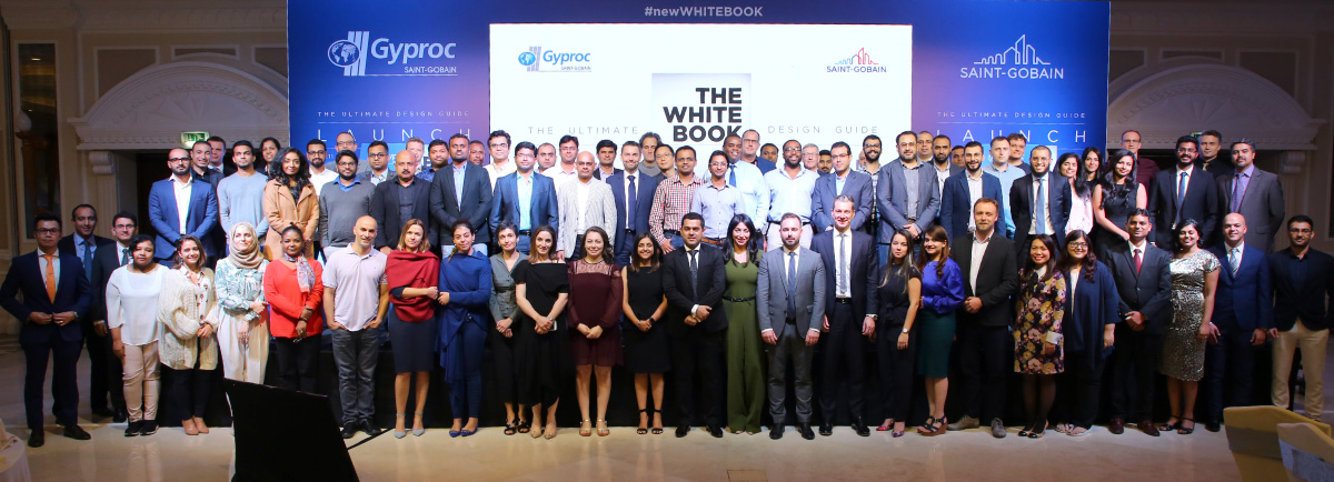Architects, consultants at the official launch of THE WHITE BOOK - 3rd Edition
