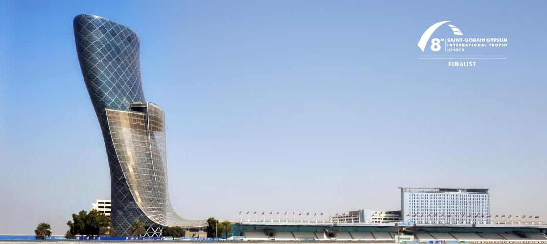 Hyatt Capital Gate, Abu Dhabi, United Arab Emirates