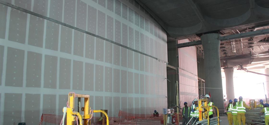 Midfield Terminal Building, Abu Dhabi