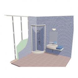 Gyproc Tiling system