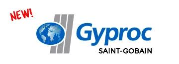 Gyproc has a new logo