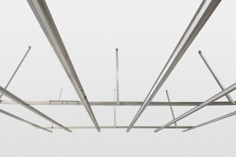 Gypframe Eco metal framing for ANTI-SAG ceiling system