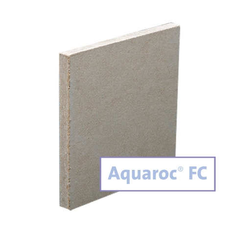 Aquaroc Fibre Cement Board from Gyproc