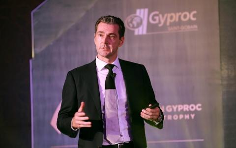 Gyproc ME Trophy Managing Director