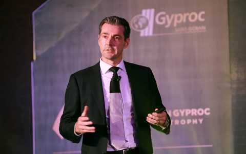 Gyproc ME Trophy Managing Director