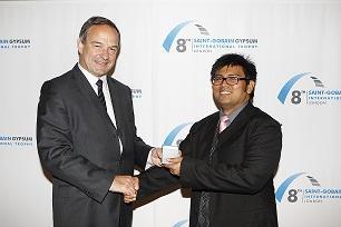 8th Saint-Gobain Gypsum International Trophy Awards