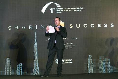 Gyproc ME Trophy Award Distribution