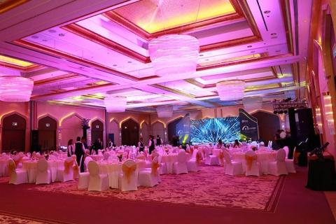 Gyproc Official Trophy Ballroom