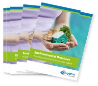 Environmental Brochure from Gyproc Middle East