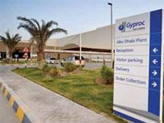 Important safety milestone for new Gyproc plant
