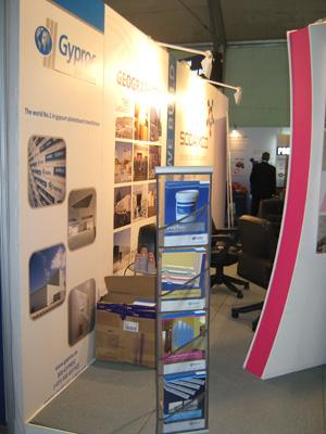 Gyproc launches plasterboards at project Lebanon