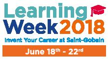 Learning week 2018 logo