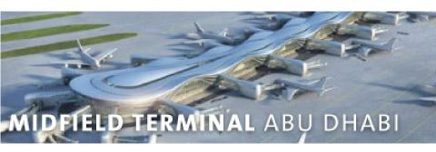Midfield Terminal Abu Dhabi - Gyproc Middle east