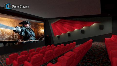Oscar Cinema Sharjah, UAE