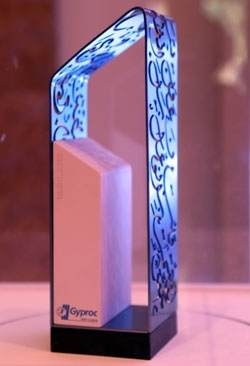 2nd-saint-gobain-gyproc-middle-east-trophy-design