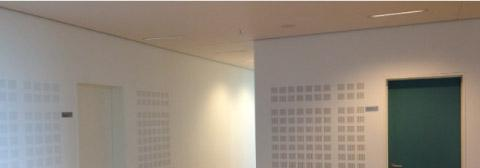 UN Headquarters in Copenhagen using Gyptone products from Gyproc